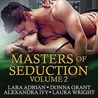 Masters of Seduction Series #2 audiobook cover art