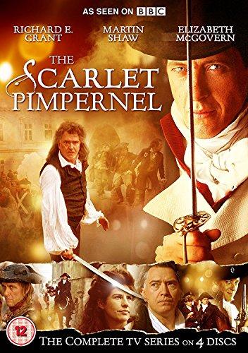 Scarlet Pimpernel - The Complete Series 1 & 2