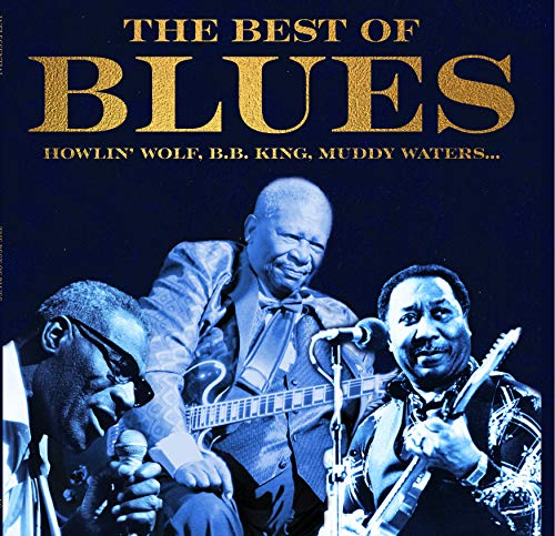 The Best of Blues Vinilo - MUDDY WATERS, HOWLIN' WOLF, JOHN LEE HOOKER