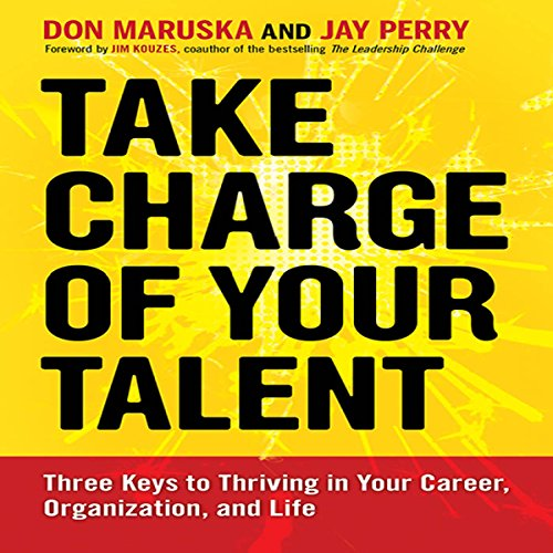 Take Charge of Your Talent audiobook cover art
