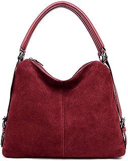 Fanspack Shoulder Bag Retro Big Capacity Tote Bag Top Handle Bag Handbag Purse for Women