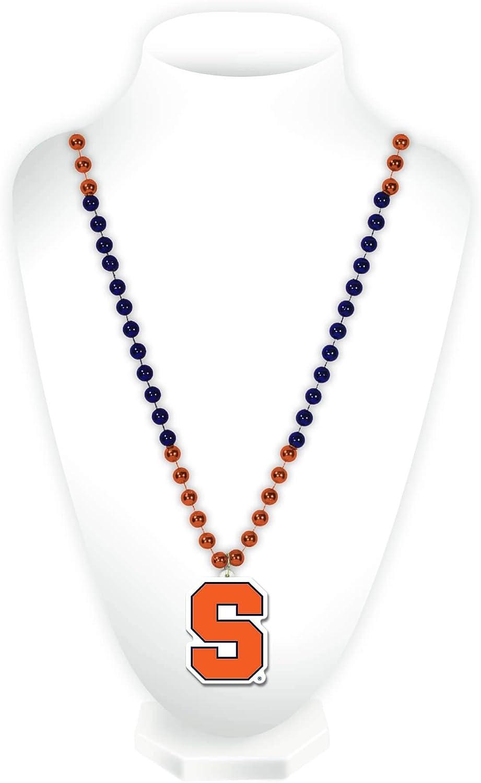 Rico Industries NCAA Fan Shop Team Logo Mardi Gras Style Beads