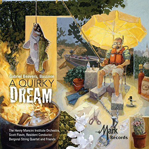 A Quirky Dream by Jure Rozman, James Ryon, Menry Manchini Institute Orchestra, Jason Calloway, Ber (2015-11-13)