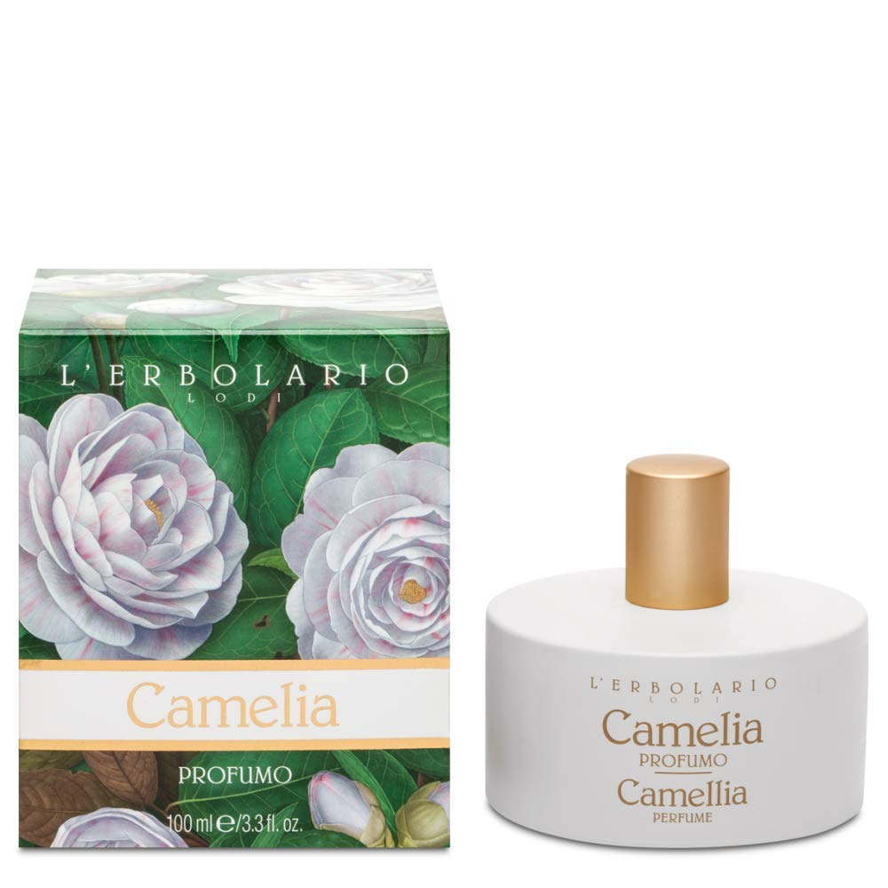 L'Erbolario - High quality new Camellia Perfume Scent Floral Powdery Spray Ranking TOP4