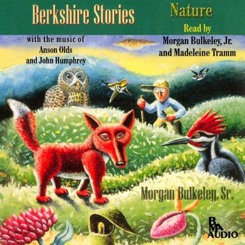 Berkshire Stories audiobook cover art