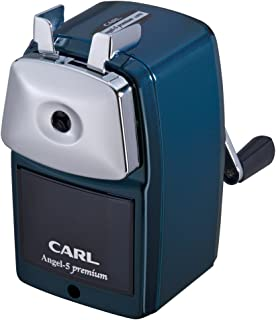 Carl Pencil Sharpener Angel-5 premium Blue