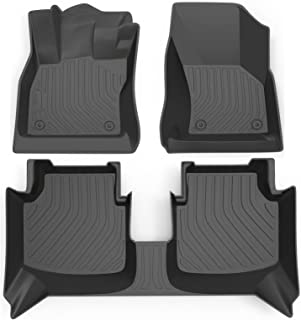 All Weather Protection for Ni-ss-an Sylphy/X-Trail/Teana 2006 to 2021 Black Odorless Car Floor Mats Automotive Floor Liner...