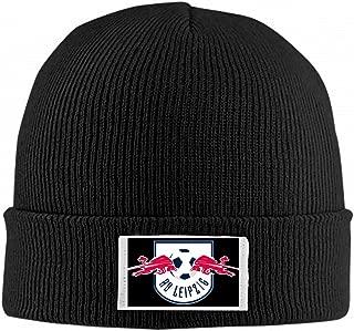 RUBIARUBIA RasenBallsport Leipzig e.V. Wool Feel Beanie Hat Winter Unisex Men Women Knit Skull Cap