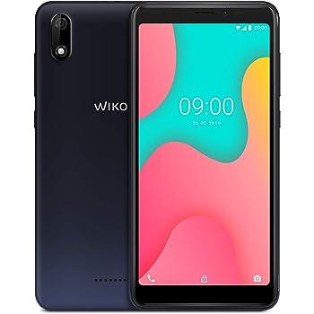 """Wiko Y60 + Carcasa - Smartphone 4G de 5,45"""" (Dual SIM, 16 GB de ..."""