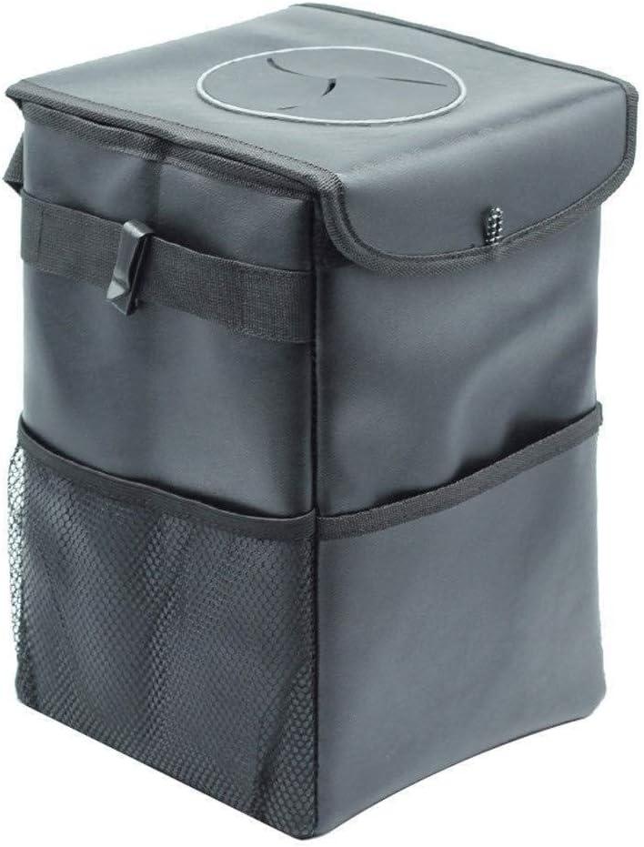 ZLZ- Car Max Selling rankings 81% OFF Trash Bin Foldable Cloth Garbage Waterproof Oxford Bag