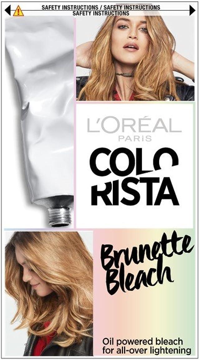 LOréal Paris Decoloration Brunette Bleach Colorista