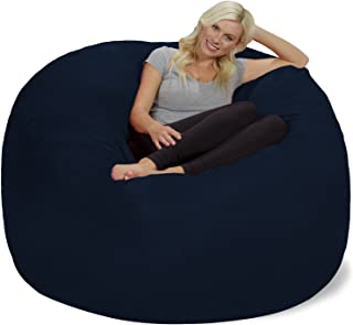 Outstanding Best Cheap Giant Bean Bag Chairs Of 2019 Top Rated Reviewed Dailytribune Chair Design For Home Dailytribuneorg