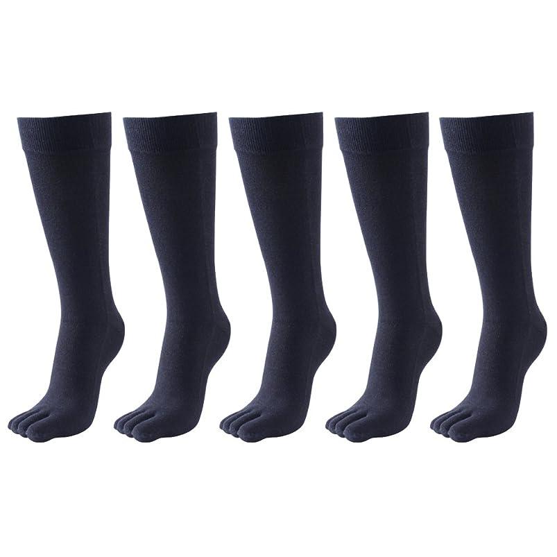 推測する誤って松の木(アシュネル) Ashuneru 靴下 メンズ ビジネスソックス 5本指ソックス 5本指 抗菌 防臭 25cm?28cm 5足セット