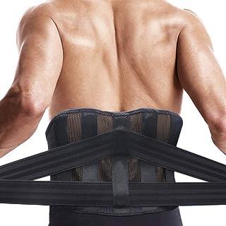 SAYOKO 腰痛 サポートベルト コルセット 腰 サポーター 矯正 薄型 通気性抜群 シェイプアップ 男女兼用