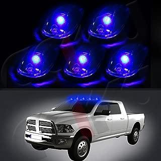 Best blue led cab lights Reviews