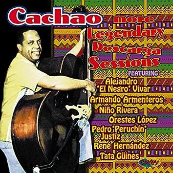 Cachao: More Legendary Descarga Sessions