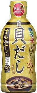 マルコメ 液みそ 貝だし 【本格おみそ汁】 しじみ170個分のオルニチン 430g×5本