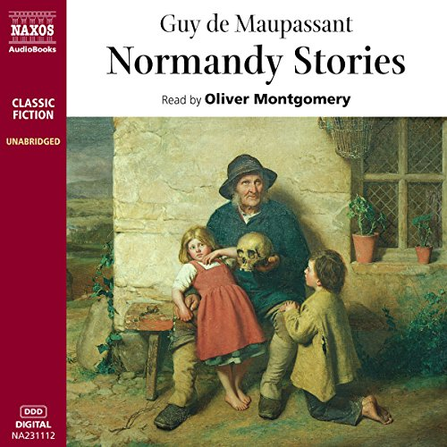 Normandy Stories  Audiolibri