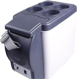 Reontiger 車載用冷蔵庫 小型 グレー 6リットルタイプ 4571353572712
