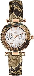 GUESS - Reloj Análogo clásico para Mujer de Cuarzo con Correa en Acero Inoxidable X35006L1S