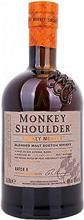 Monkey Shoulder SMOKEY MONKEY Blended Malt Scotch Whisky BATCH 9 40,00% 0,70 Liter