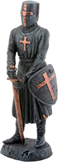 Templar - Collectible Figurine Statue Sculpture Figure Knight Model