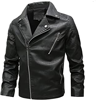 Magic Cool Kids Boys Leather Jacket Thick Warm Coat Biker High-quality Outerwear