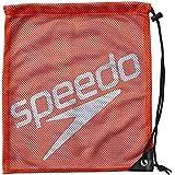 Speedo(スピード) バッグ メッシュバッグ M 水泳 ユニセックス SD96B07 レッド/ジャパンブルー ONESIZE
