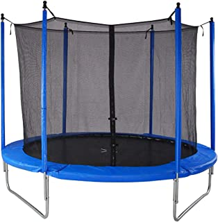 Bluerise Easy To Assemble 6 Foot Trampoline With Enclosure Net Jumping Mat Safety Pad Trampoline for Kids Adults Heavy Duty Round Bounce Jumper Trampoline For Adults