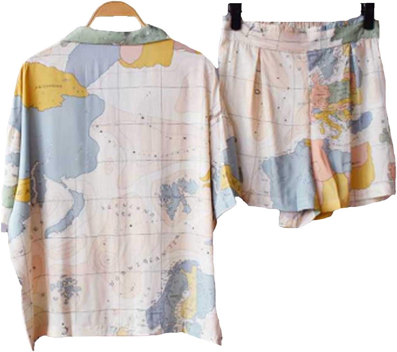 Women'S Pajamas Set Nightwear Sleepwear Loungewear
