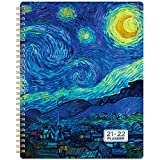 Planner 2021-2022 - Weekly Monthly Planner from Jul 2021 - Jun 2022, 8' x 10', Plan Book, Weekly & Monthly Planner with Flexible Cover, Perfect for Using and as Gift