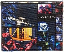 Halo 5 mens Halo 5 Bi-Fold Wallet Standard