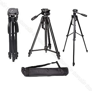 Canon 77D İçin 170cm Profesyonel Dslr Tripod(Çanta Hediyeli)