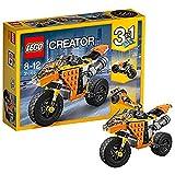 LEGO - 31059 - Creator - Jeu de Construction - La Moto Orange