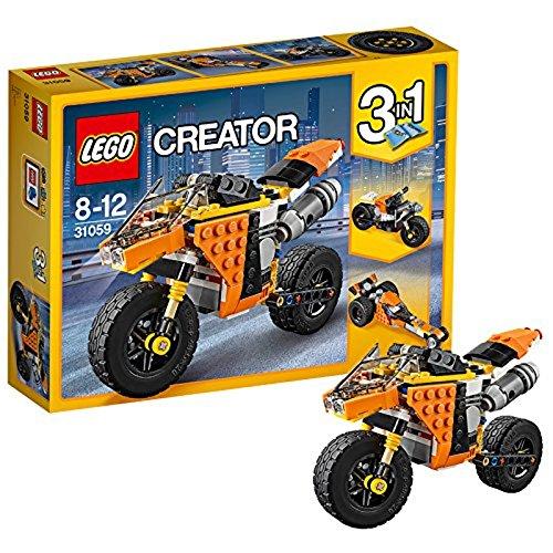 Lego Creator - Gran Moto callejera(31059)