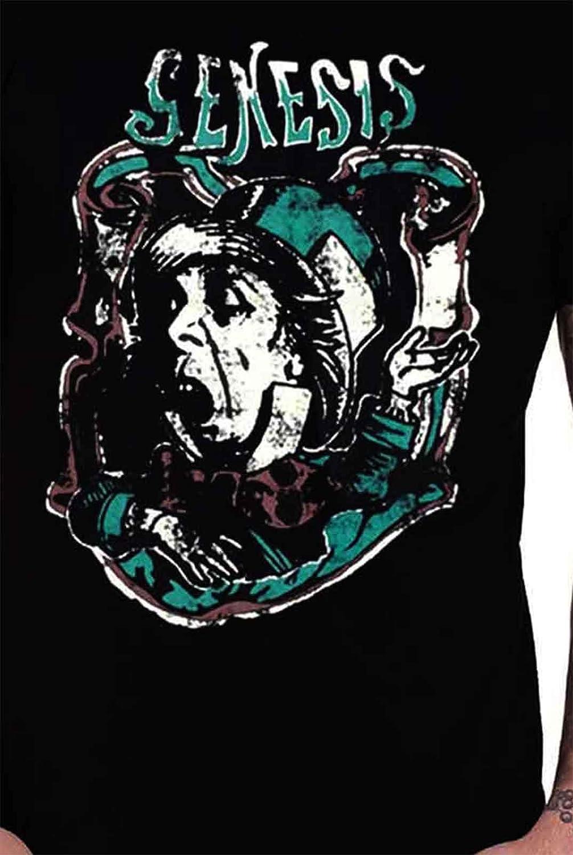 NEW /& OFFICIAL! Genesis /'Foxtrot Acid/' T-Shirt