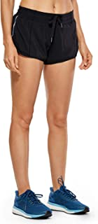 Women's Workout Running Shorts Sports Gym Athletic Shorts with Pocket - 2.5 Inches
