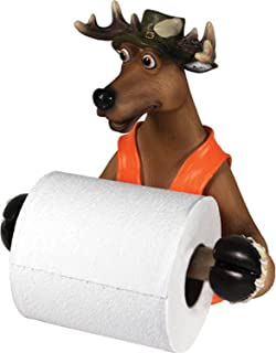 River's Edge Products Cute Deer Toilet Paper Holder