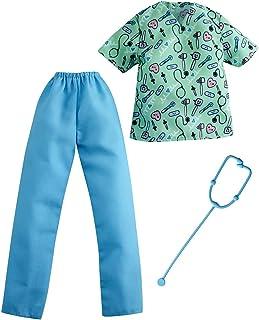 Barbie Ken Career Nurse Fashion Pack