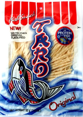 Taro Fischsnack-original flavour Fischsnack - original  52g