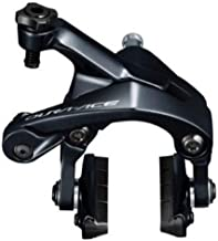 Shimano Cycling Caliper Brake, BR-R9100, Dura-Ace Rear, CS-51, 10.5mm Sunken Nut Shoe:R55C4, Single Dura-Ace Rear, CS-51, 10.5mm S - IBRR9100AR82A