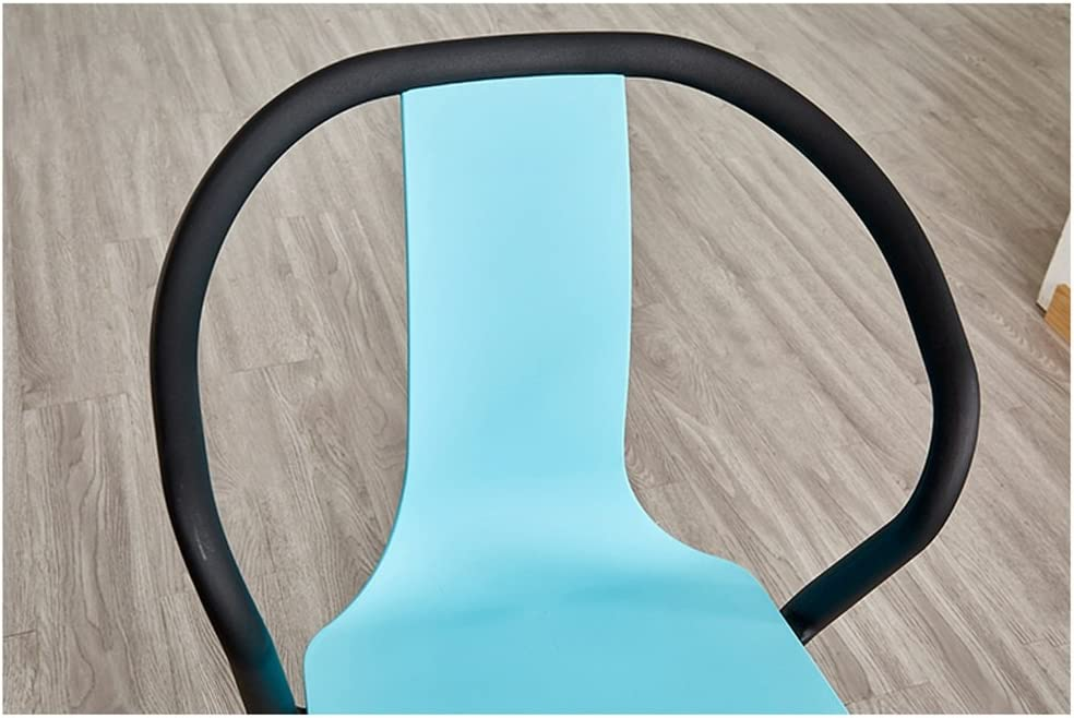 WGZ- Table de négociation Minimaliste Moderne créative et chaises Simple (Color : D) D