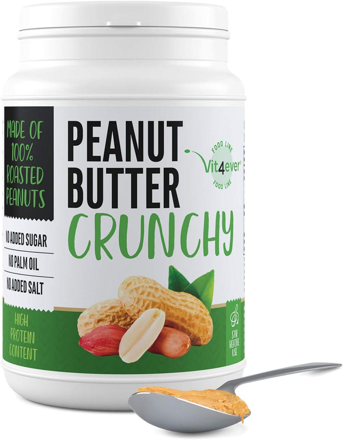 Miglior burro di arachidi Crunchy