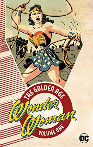 Wonder Woman The Golden Age Vol. 1