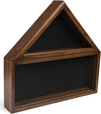 Amazon.com: Whthteey Shadow Box - Estuche de madera ...