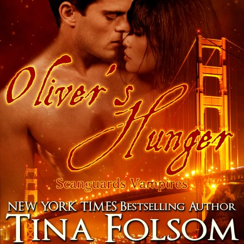 Oliver's Hunger audiobook cover art