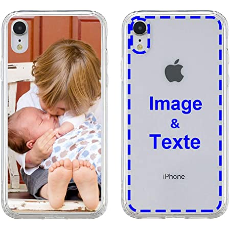 Coque Swag - Coque Personnalisable pour iPhone XR: Amazon.fr: High ...