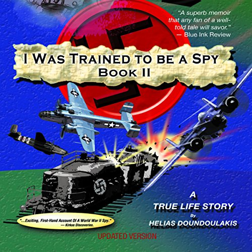 I Was Trained to Be a Spy, Book 2 Titelbild
