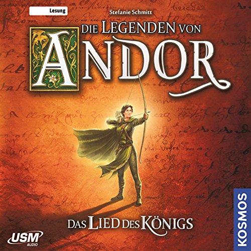 Die Legenden von Andor: Das Lied des Königs Titelbild