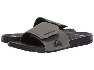 Quiksilver Shoreline Adjust (Black/Green/Black) Men